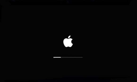 Apple Mac Startup Screen